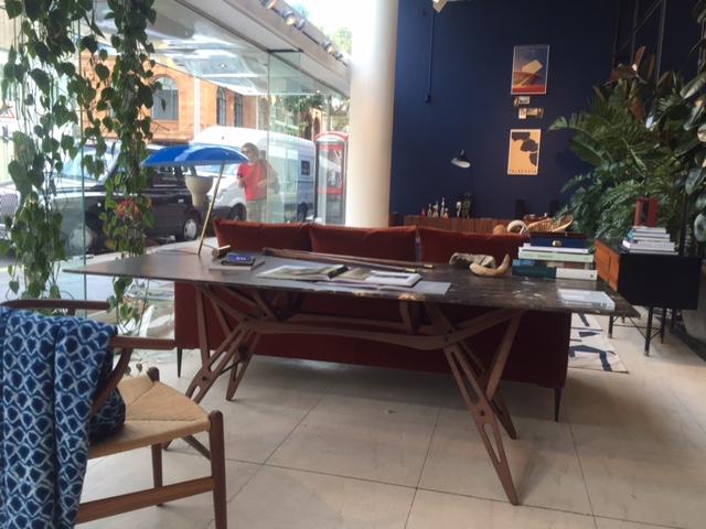 Conran Shop Celebrates Zanotta Simon Cook Agencies